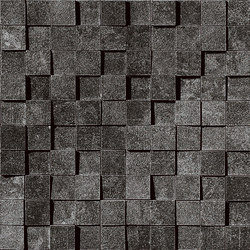 Reaction | Black Brick 31 | Ceramic tiles | Marca Corona