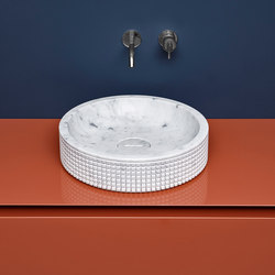 Pixel 45 | Wash basins | antoniolupi