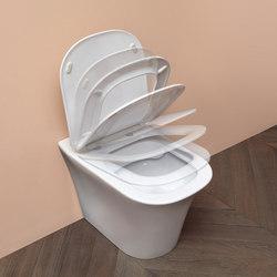 Sedile Flat | WC | antoniolupi