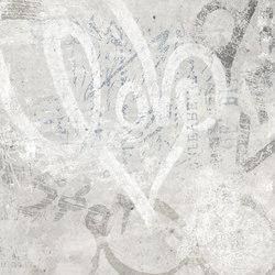 Volcano White   Graffiti Mix   Keramik Fliesen   Rondine