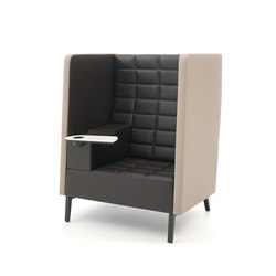 Greta High Back | Armchairs | Nurus