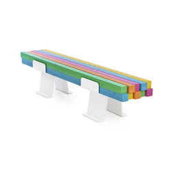 Pylon bench | Parques infantiles | nola