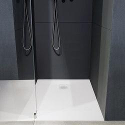 Zeromatt | Shower trays | antoniolupi