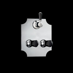Black Morris Shower set | Shower controls | Devon&Devon