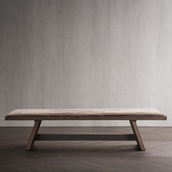 Beam Bench | Waiting area benches | Flou