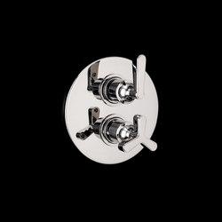 Manhattan Thermostatic mixer | Shower controls | Devon&Devon
