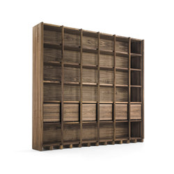 Biblio | Office shelving systems | Riva 1920