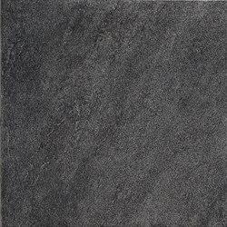 Rocce | Nera 16 | Piastrelle | Marca Corona