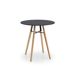 Liù base H73 | Bistro tables | Midj