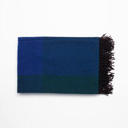 Blend Throw Green/Black | Plaids | tre product