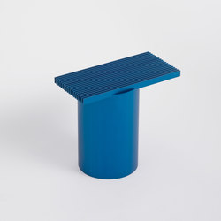 Vent Table Blue | Beistelltische | tre product