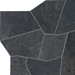 Springstone | Black Modulo C/3 | Piastrelle ceramica | Marca Corona