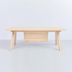 Piano Table Natural Ash | Tables de repas | tre product