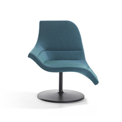 Gemini Swivel Chair | Poltrone lounge | Artifort