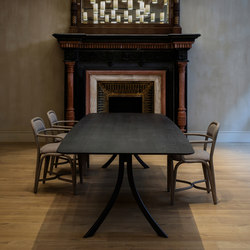 Falcata table rectangulaire | Dining tables | Expormim