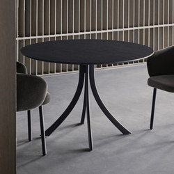 Falcata Runder Tisch | Dining tables | Expormim