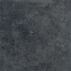 Springstone | Black 75X150 Rett. | Ceramic tiles | Marca Corona