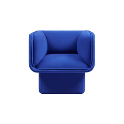 Block Armchair | Sessel | Missana
