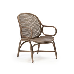 Frames Low backrest armchair | Armchairs | Expormim