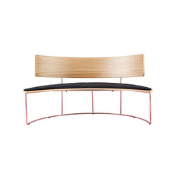 Boomerang Bench | Waiting area benches | Missana