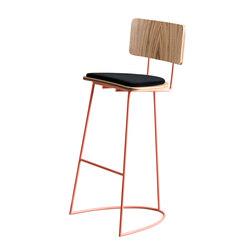 Boomerang Stool | Bar stools | Missana
