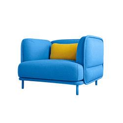 Hug Armchair | Poltrone | Missana