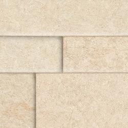 Stoneline | Ivory Muretto 3D | Ceramic tiles | Marca Corona