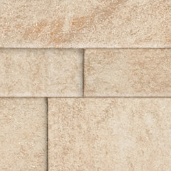 Stoneline | Gold Muretto 3D | Baldosas de cerámica | Marca Corona