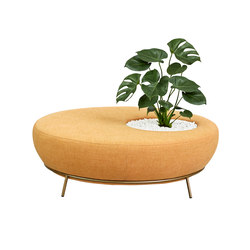 Nest Puff | Seating islands | Missana