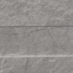 Stoneone | Silver Muretto 3D | Carrelage céramique | Marca Corona