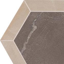 Stoneone | Olive Esagono | Ceramic tiles | Marca Corona