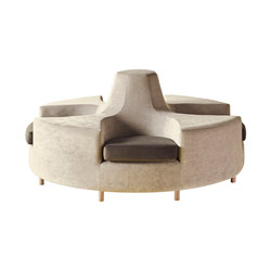 Pop | Seating islands | Missana