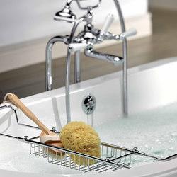 Les Basiques | Bath rack | Sponge baskets | THG