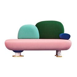 Toadstool Sofa | Divani | Missana