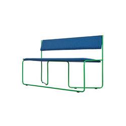 Trampolin Bench | Waiting area benches | Missana