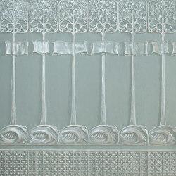 Art Nouveau Dado | Tessuti decorative | Lincrusta