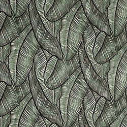 Tropical Leaf | Tessuti decorative | Lincrusta