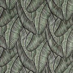 Tropical Leaf   Drapery fabrics   Lincrusta