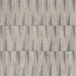 Street | Light Brick 3D | Carrelage céramique | Marca Corona