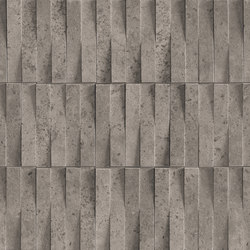 Street | Clay Brick 3D | Ceramic tiles | Marca Corona