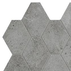 Street | Silver Losanga | Ceramic tiles | Marca Corona