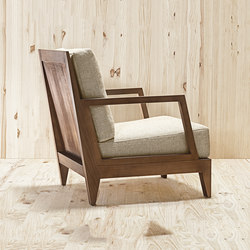 Pepe | Lounge chairs | Missana