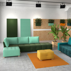 Point | Lounge sofas | Missana