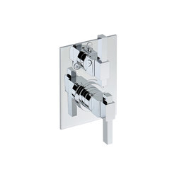 Marina | Trim for THG thermostat | Shower controls | THG Paris