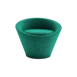 Girola | Lounge chairs | Tacchini Italia