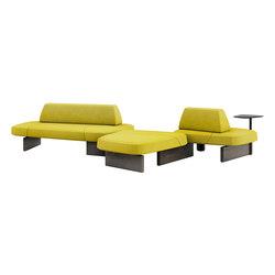 Ischia | Sistemi di sedute componibili | Tacchini Italia