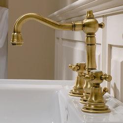 Kent 2 | Wash basin taps | Rubinetterie Zazzeri