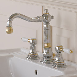 Kent 3 | Wash basin taps | Rubinetterie Zazzeri