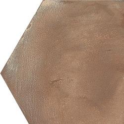 Terra | Rosso Esagona | Carrelage céramique | Marca Corona
