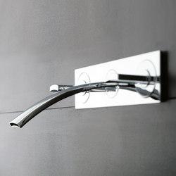 Moon | Wash basin taps | Rubinetterie Zazzeri